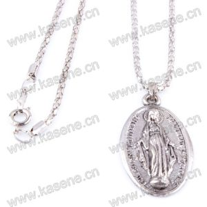 Promotional Gift Fashion New Design Hip Hop Religious Medal