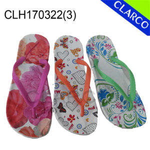 Fashion Women Slipper Flip Flop pictures & photos