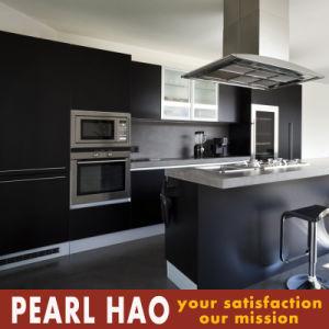 Modern Design MDF Melamine Kitchen Furniture Cabinet pictures & photos