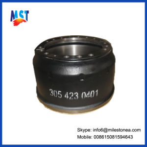 High Performance 3054230401 Truck Brake Drum pictures & photos