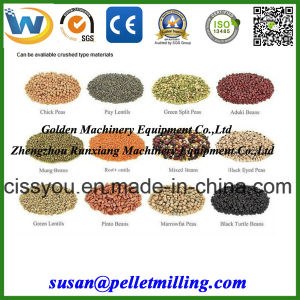 Grain Corn Rice Snack Food Making Extruder Extrusion Machine (WSPH) pictures & photos