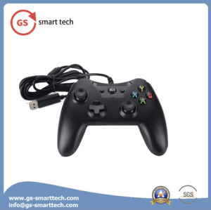 Private Mould Double Vibration Wired Game Controller for Xboxone pictures & photos