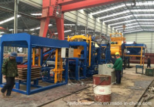 Qt10-15 Automatic Concrete Block Making Machine Hollow Paver Brick Machine pictures & photos