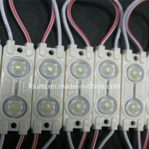 5050 2LED Module for Display LED Injection Module with Lens pictures & photos