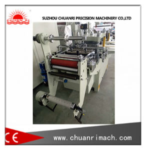 Man-Machine Interface Control Die Cutting Machine with Platen Pressing Structure pictures & photos