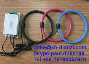 0-0.333V or 0-5V or 0-10V Air-Cored Coil Flexible Rogowski Coil Rogowsky Coil pictures & photos