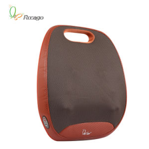Heating Shiatsu Massager Back Massage Cushion pictures & photos