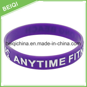 Wholesale Craft Hot Selling Silicone Bracelet pictures & photos