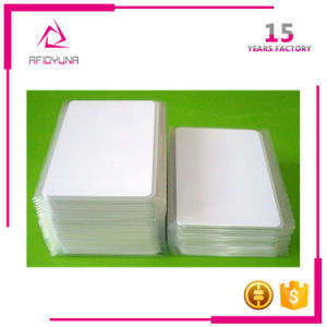 Access Control Card Printing Em4100 Tk4100 125kHz RFID Smart Card pictures & photos