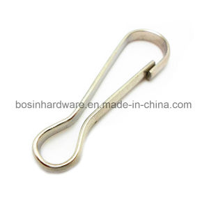 3/4 Inch Steel Spring Lanyard J Clip pictures & photos