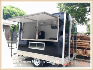 China YsFb290A Best Selling Pizza Cart Mobile Kitchen Van China