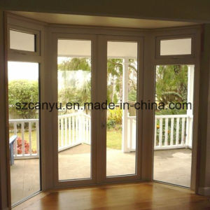 High Quality Aluminium Package Wood Door pictures & photos