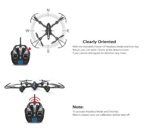 0759200-RC Quadcopter - RTF with 2MP Camera - Silver and Grey pictures & photos