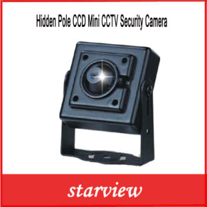 Hidden Pole CCD Mini CCTV Security Camera (SV60-M142MT) pictures & photos