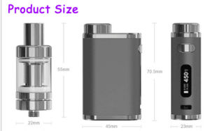 2017 New Kit Seego Pico Kit Vaporizer Ce4 Atomizer with Good Quality pictures & photos