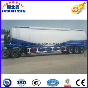 55ton 3 Axles Bulk Cement Trailer / Cement Tanker / Cement Bulker pictures & photos