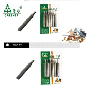 High Quality Special Heat Treated Bits From Greenery China pictures & photos