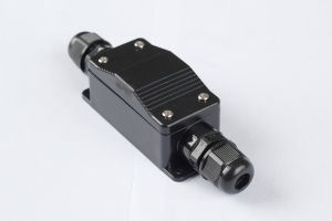 IP65 Waterproof Terminal Box with 3poles Terminal Block pictures & photos