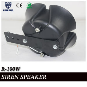 Electric Horn Speaker/24V Car Top Waterproof Speakers R-100W, 150W pictures & photos