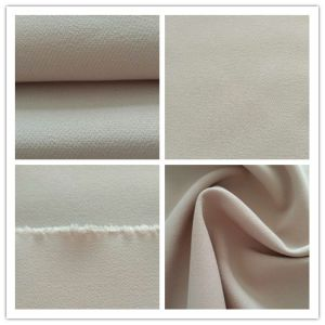 75D Double Layer Two Ways Stretch Fabric