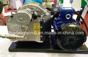 Small Portable Silent Oil Free Air Compressor pictures & photos