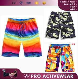 Quick Dry Wholesale Mens Blank New Design Crossfit Board Shorts pictures & photos