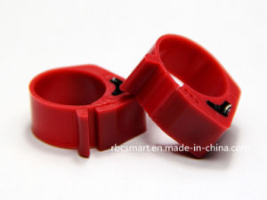 RFID Animal Foot Ring Tag for Tracking Bird/Duck/Chicken /Pigeon Lf 125kHz/134.2kHz pictures & photos