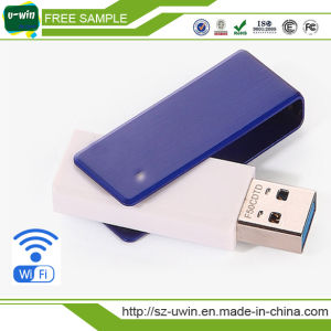 OEM Smartphone WiFi USB Flash Drive 32GB Wireless USB Disk 8GB 16GB Wi-Fi USB Stick pictures & photos