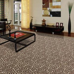 Pattern 1/10 Organic Polypropylene Jacquard Carpet Good Product pictures & photos