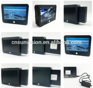 "7"" LCD Advertising Player Digital Photo Frame pictures & photos"