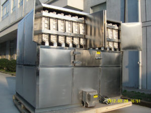 3000kg/Day Industrial Ice Cube Making Machine pictures & photos
