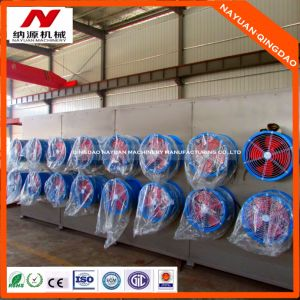 Cooling Machine for Rubber Production Line