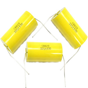 10UF/1600V Metallized Polypropylene Film Capacitor pictures & photos