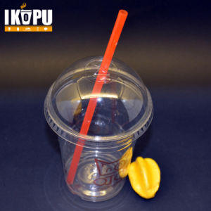 Personalized Print Disposable Pet Plastic Cups pictures & photos