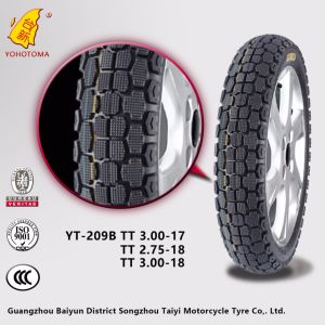 2017 New Pattern Wear Resistance Motorcycle Tire 3-17 pictures & photos