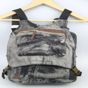 Washed Jeans Backpack for Women Leisure Canvas Backpack Fashion Accessory pictures & photos