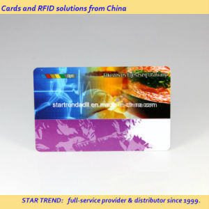Snack Bar Card Made of PVC with Magnetic Stripe (ISO 7811) pictures & photos