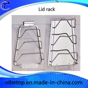 Wholesale Kitchen Metal Shelf with Factory Price pictures & photos