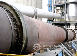 Lime Rotary Kiln for Quick Lime Production Line with Best Price pictures & photos