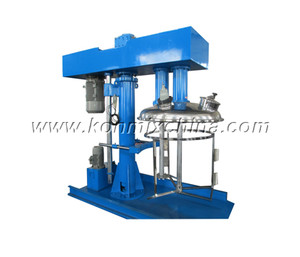 Dual Shaft High Speed Disperser Machine pictures & photos