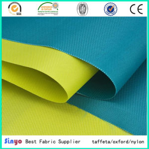 Oxford 500d PU Coated Fabric for Baby Stroller/Outdoor Garden Cushions/Dogs Bedding pictures & photos