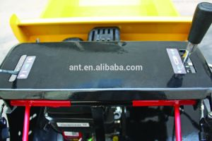 By400h Hydraulic Front End Loader Tracked Dumper Power Barrow pictures & photos