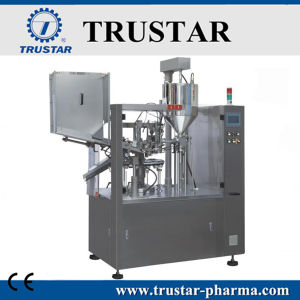 Composite Tube Filling and Sealing Machine pictures & photos