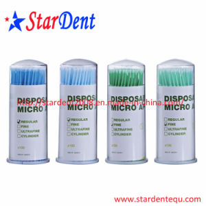 Disposable Dental Micro Applicator pictures & photos