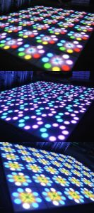 Wholesales Indoor 36W LED Flower Dance Floor Stage Light pictures & photos