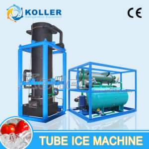 with Water Cooling Cylinder Ice Making Machine 20tons/Day Large Capacity pictures & photos