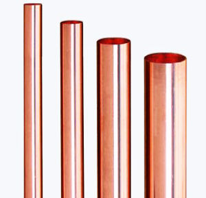 Copper Straight Tube, ACR Tube, ASTM-B280, Straight Pipe with Good Performance pictures & photos
