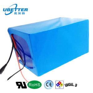 High Energy Storage 60V 60ah LiFePO4 Battery for E-Motor pictures & photos