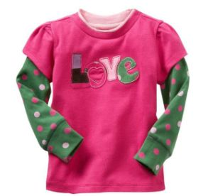 Fashion Baby O-Neck Long Sleeve Shirt, Tees, Sweaters in Baby Clothes Sq-17104 pictures & photos