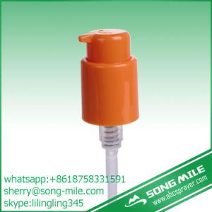 Cosmetic Bottle Accept Custom Plastic Cream Pump pictures & photos